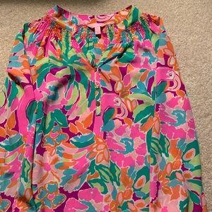 Lily Pulitzer Size XS blouse
